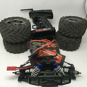 NOT WORKING FOR PARTS OR REPAIR AS IS RC car part lot