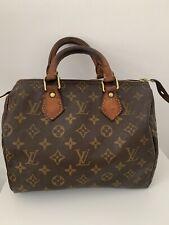 Baulettto Louis Vuitton Originale Speedy 25