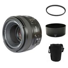 Camera Lens YONGNUO YN50mm F1.8 AF/MF Standard Prime Lens Auto Focus for Nikon