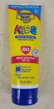 Banana Boat Kids Sunblock Lotion Spf 50, UVA/UVB Protection-8 OZ NEW