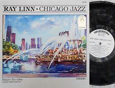 Ray Linn ORIG US D2D Audiophile LP Chicago jazz NM Trend TR515 Jazz Dixieland