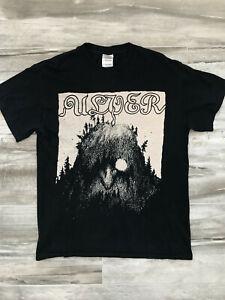 ULVER Troll shirt M RARE black metal emperor agalloch mayhem darkthrone enslaved