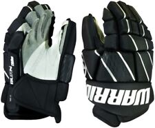 "New Warrior Burn Fatboy box lacrosse goalie gloves 13"" black Lax indoor goal blk"