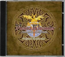 CD MANGA / MANA KHEMIA ALCHEMISTS OF AL REVIS - SOUNDTRACK O.S.T / CD COMME NEUF