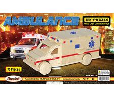 3D Puzzles - Ambulance
