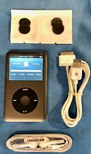 Apple iPod Classic 120 gb Black 7th gen