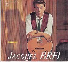 CD ALBUM DIGIPACK JACQUES BREL  *DEMAIN L'ON SE MARIE* (NEUF SCELLE)
