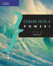 Cubase SX/SL 2 Power!