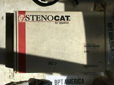 VINTAGE SOFTWARE Gigatron StenoCat Courtroom Stenography Transcription Pack v4.6