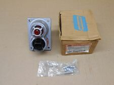 1 NIB CROUSE HINDS DS510-J1 DS510J1 COVER ASSEMBLY W/ PILOT LIGHT AND PUSHBUTTON