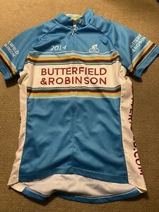 Women's Primal Butterfield & Robinson Cycling Jersey Medium M