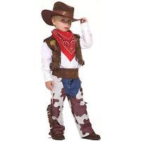 Cowboy Kid Western Child Toddler Costume Kit  | Forum Novelties