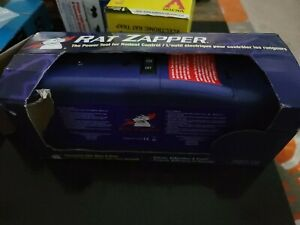 1 Pack Rat Zapper Classic Indoor Electronic Rat Trap Animal Rodent Pest Control