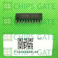 5PCS TC514400Z-80 Encapsulation:ZIP-20,1,048,576 x 4 BIT DYNAMIC RAM