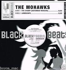 "black beats 12"" : MOHAWKS-the champ (extended version)  (hear)"