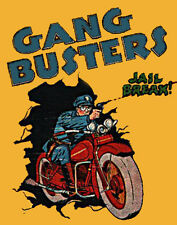 GANG BUSTERS (1935-1958)  Old Time Radio - 2 CD - 115 mp3