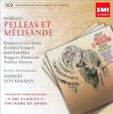 Debussy: Pelleas et Melisande, New Music