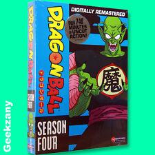 DragonBall: Season Four (DVD, 2010, 5-Disc Set) NEW!