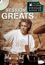 Play Along Drums Session Greats Play Toto Kid Charlemagne CD & Sheet Music