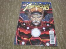 Avengers #4 (2010) Marvel Comics The Heroic Age NM