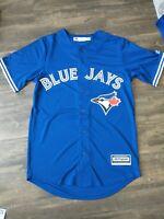 "Toronto Blue Jays Majestic Jersey No Name Men S Stitched Majestic MLB ""NWOT"""