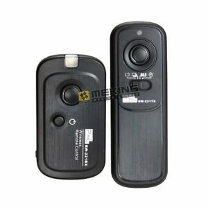 Pixel RW-221/DC0 Wireless Remote Control for Nikon D700 D300s D300 D200 Camera