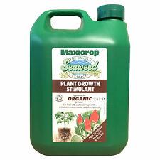 Maxicrop The Original Seaweed Organic Plant Growth Stimulant 2.5L Fertiliser