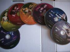 Zumba Exhilarate Body Shaping System 7 DVD Set