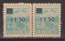 Indonesie Indonesia Japanese occupation Sumatra 51 MNH pair Japanse bezetting