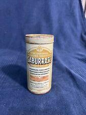 Boîte En Métal Médicaments Anciens Ça Bourace Vintage
