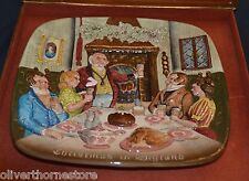 Vintage Royal Doulton Beswick Christmas Around World England Display Plate Box