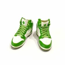 madxo 3D mini sneaker dunk high ST PATRICK'S DAY 1:6 action figure nike M02-42