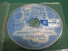 Dreamcast - PHANTASY STAR ONLINE Ver.2 disc only - JAPAN. Clean & Work. 33558