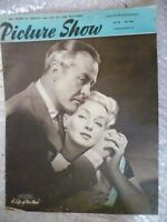PICTURE SHOW-Lana Turner,Ray Milland in A LIFE OF HER OWN, Vol. 55, No.1444
