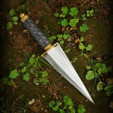 """10.5"""" Celtic Scottish Dirk Sgian Dubh Athame Dagger Knife New Scotland Kilt"""