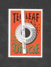 Brooke Bond Tea Card - PG Tips - Tea Leaf Oracle Card - Bucket,Ivy,Book