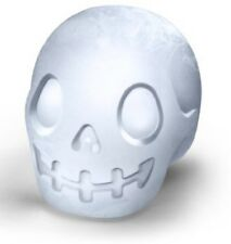 1 Halloween Ice 3D Mold Skull Skeleton Head NEw in package