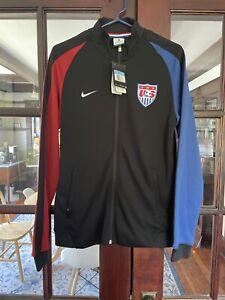 RARE SAMPLE USA Soccer usmnt track jacket anthem 2016 medium nike 727913