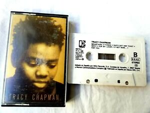 Tracy Chapman Cinta Cassette Records CBS 1988