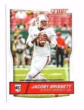 Jacoby Brissett, (Rookie) 2016 Panini Score, #339, Football Card