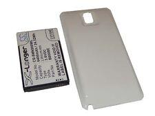 Bateria blanco 6400mah para Samsung Galaxy Note Sm-n900p Sm-n900r4 Sm-n900s