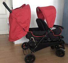 Geschwisterkinderwagen / Zwillingsbuggy: Safety 1st Duodeal