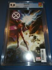 House of X #6 Huddleston Variant CGC 9.8 NM/M Gorgeous Gem Wow