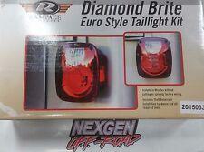 Rampage Diamond Brite Tail Light Conversion Kit 76-06 Jeep CJ-7 & Wrangler 5307