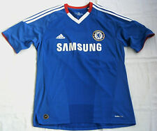 Orig.Trikot    CHELSEA FC (England)  ADIDAS / Größe L   Blau - SAMSUNG  !!  TOP