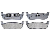 Disc Brake Pad Set-Service Grade; Metallic Rear Raybestos SGD711M