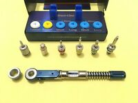 Dental Implant Mini Drivers Kit Multi Universal Torque Wrench Hex