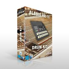 Alesis HR-16 Drum Kit Samples MPC Maschine Sounds DOWNLOAD Trap Hip Hop WAV
