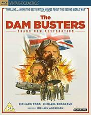 The Dam Busters [Blu-ray] [2018] [DVD][Region 2]