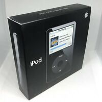  Apple iPod Classic 5ème Generation 30go noir A1238 - (Grade A - TBE)